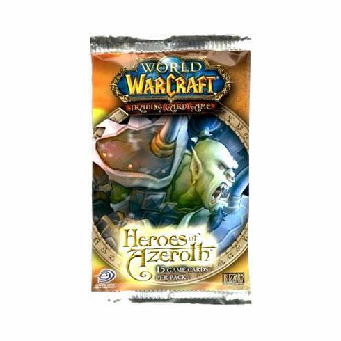World of Warcraft Heroes of Azeroth Booster Pack