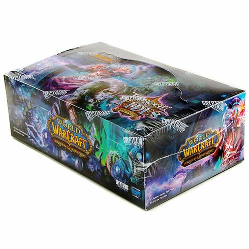 World of Warcraft Throne of the Tides Aftermath Booster Box