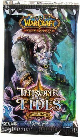 World of Warcraft Throne of the Tides Aftermath Booster Pack