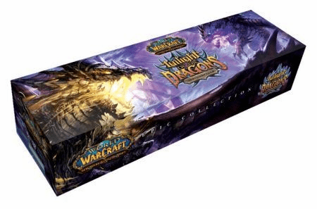 World of Warcraft Twilight of the Dragons Epic Collection Set