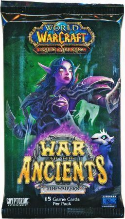 World of Warcraft War of the Ancients Booster Pack