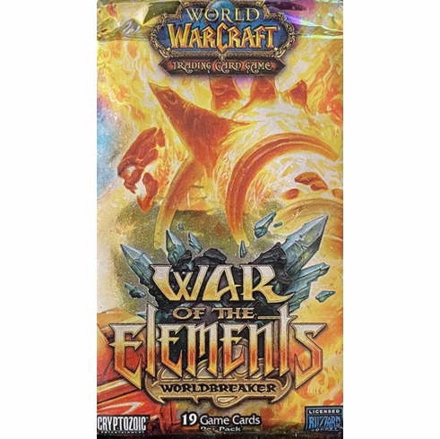 World of Warcraft War of the Elements Booster Pack