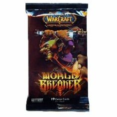 World of Warcraft World Breaker Booster Pack