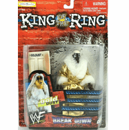 WWE King of the Ring Breakdown in Your House Goldust Figure