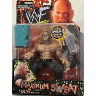 WWF Maximum Sweat Hunter Hearst Helmsley Figure