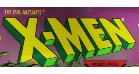 X-Men Basic Series Action Figures