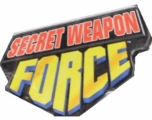 X-Men Secret Weapon Force Action Figures