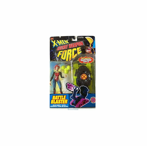 X-Men Secret Weapon Force Battle Blaster Jean Grey Figure