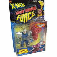 X-Men Secret Weapon Force Battle Blaster Omega Figure