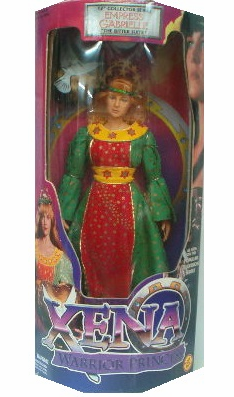Xena Warrior Princess Empress Gabrielle Doll