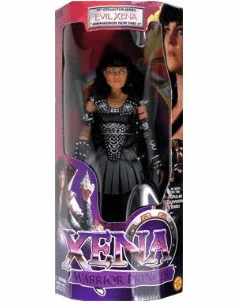 Xena Warrior Princess Evil Xena Doll