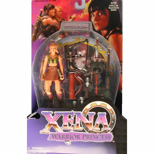 Xena Warrior Princess Gabrielle Action Figure