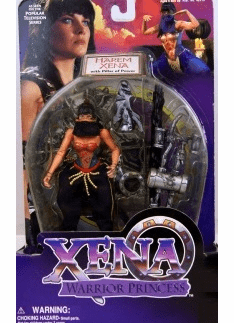 Xena Warrior Princess Harem Xena Action Figure