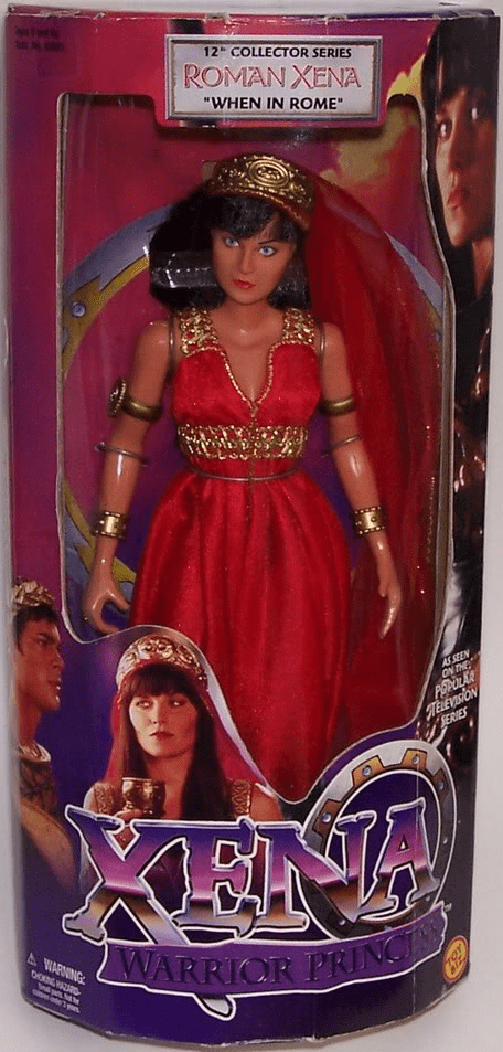 Xena Warrior Princess Roman Xena Doll