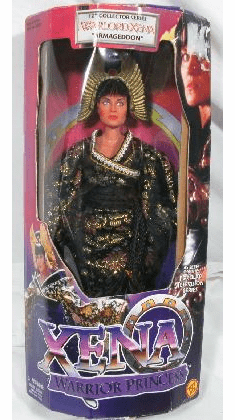 Xena Warrior Princess Warlord Xena Doll