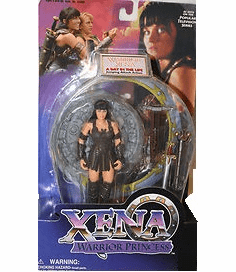 Xena Warrior Princess Warrior Xena Action Figure