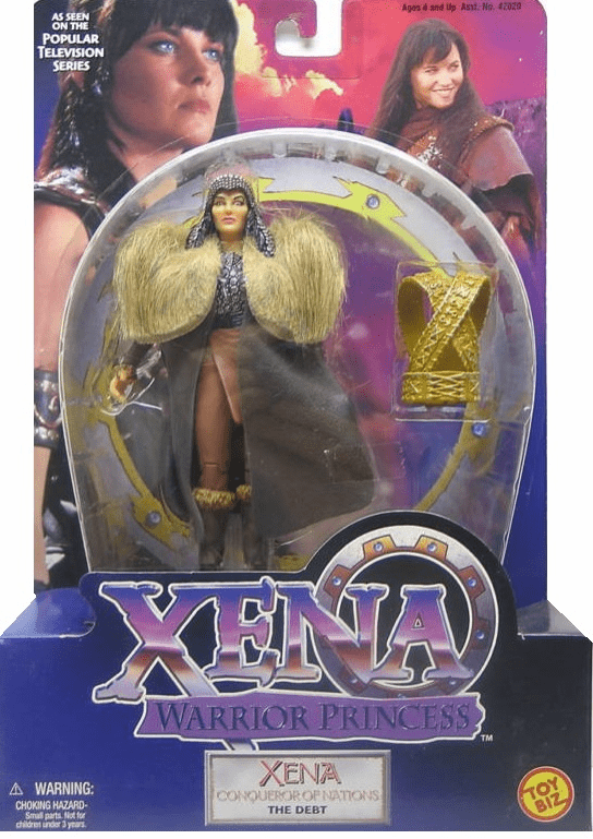 Xena Warrior Princess Xena Conqueror of Nations Figure