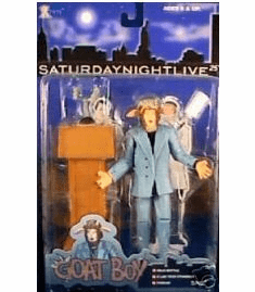 XToys Saturday Night Live Goat Boy Figure