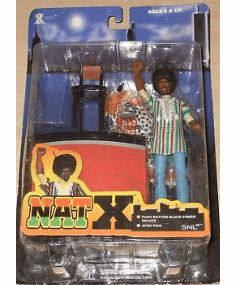 XToys Saturday Night Live Nat X Figure