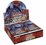 Yu-Gi-Oh Dragons of Legend 2 Sealed Booster Box