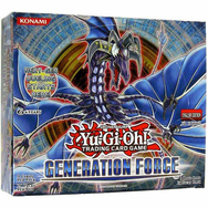 Yu-Gi-Oh Generation Force Sealed Booster Box