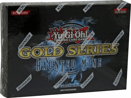 Yu-Gi-Oh Gold Series 5 Haunted Mine Pack
