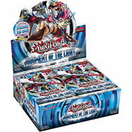 Yu-Gi-Oh Judgment of the Light Sealed Booster Box