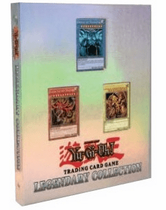 Yu-Gi-Oh Legendary Collection 1 Set