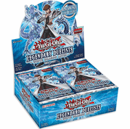 Yu-Gi-Oh Legendary Duelists White Dragon Abyss Sealed Booster Box