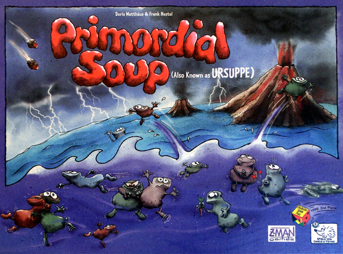 Buy Z Man Games - Z-Man Games Primordial Soup Board Game