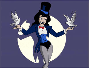 Zatanna Action Figures and Statues