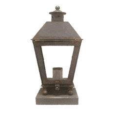 Banford Pier Outdoor Copper Lantern