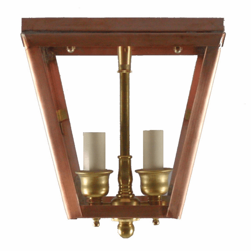 Portland Ceiling Light- Flush Mount