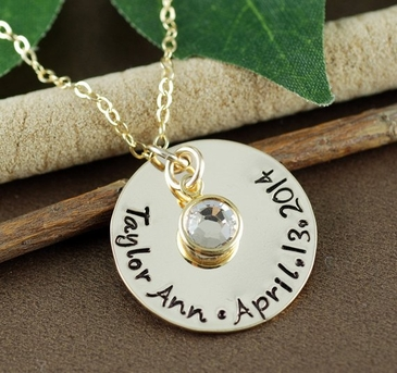 Add 14k Gold-Filled Charm 4