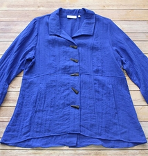"Habitat ""Express"" #30641 Slimming Seamed Jacket"