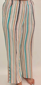 """Sharon Young """"Vintage Blooms""""  #S19538PM Pant"""