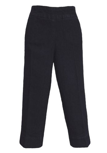 Slim Sation #M27711P 360 Surrond Comfort Denim Capri/Front Slant Pockets Only