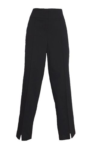 Thin Her #9827P Black Ankle Pant