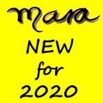 <b>NEW! NEW! 16oz Mara Mugs for 2020</b>
