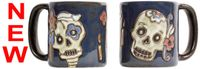 Mara Mug - Day of the Dead 16oz-Out of Stock Until 10-28-2020