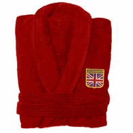 British Bathrobe