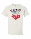 Nursing Assistants are All Heart Shirts