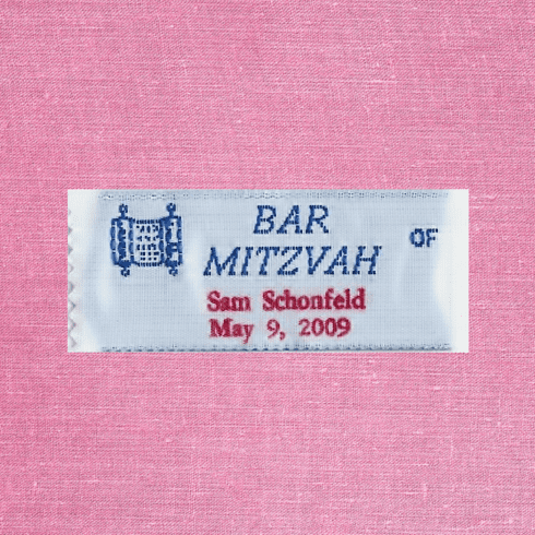 Bar Mitzvah, Label-89