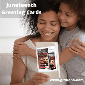 Juneteenth Greeting Cards