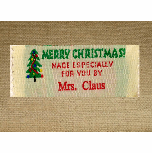 Merry Christmas Made Especially For You, Label-55