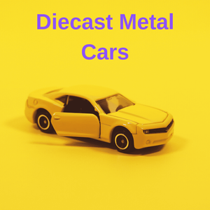 Diecast Metal Toy Cars