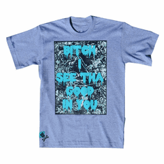 BITCH I SEE THE GOOD IN YOU TIFFANY (JACKSON POLLOCK) TEE