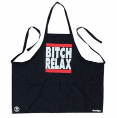 BITCH RELAX COOKING APRON