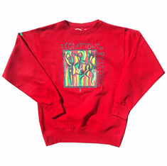 COMPTONS RIGHTEOUS OG RED CREWNECK