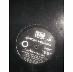 COMPTONS RIGHTEOUS SELF TITLED EP 12 INCH VINYL CIRCA 1991